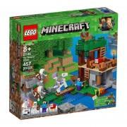EL ATAQUE DE LOS ESQUELETOS LEGO 21146