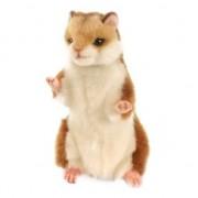 Realistische hamster knuffel 15 cm