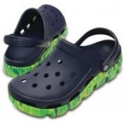 Crocs Men Navy Sports Sandals