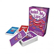 Rocket Games Read My Lips Party Family Team Game of Unspoken Words Christmas Fun