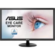 Monitor Asus VP228DE 21.5 inch, Full HD, D-sub, Negru