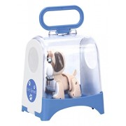 Silverlit Digipuppies with Carrying Case, Blue