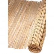 Nature Gard de grădină, 500x100 cm, bambus 6050120