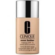 Clinique Even Better Makeup SPF 15 - Projasňujicí make-up 30 ml - CN 58 Honey