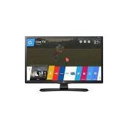 Monitor LED 23,6 widescreen Smart TV 24MT49S-PS Lg