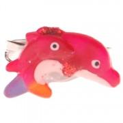 Ringetje dolfijn rood