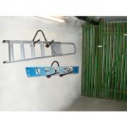 Garagen-Wandhalter 3 Fahrräder