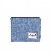 Malá peněženka Herschel Roy světle modrá