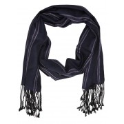 JACK & JONES Wool Scarf Man Svart