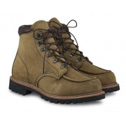 Red Wing Samwill 6-Inch Herr, Olive, 42 ½