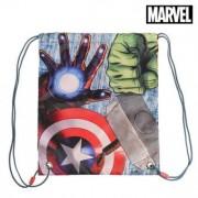 Avengers ryggsäck med dragsko (31 x 38 cm)