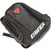 Dainese D-Tail Bolsa de moto Negro un tamaño