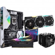 Intel Advanced Upgrade Kit + MSI GeForce RTX 2080 Super Gaming X Trio