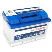 Bosch S4 12V 72Ah 680A Jobb+ autó akkumulátor
