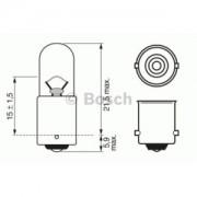 BOSCH Gloeilamp, Markerings-/parkeerlicht