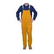 44-2648 Golden Brown™ pantaloni de sudură cu pieptar