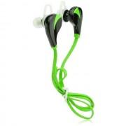 Maxy Auricolare Bluetooth 4.0 Rq5 Universale In-Ear Green Per Modelli A Marchio Blackberry