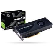 Placa Video Inno3D GeForce GTX 1070 Ti Jet 8GB GDDR5 256 Bit HDMI DVI 3xDP