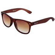 The Blue Pink UV Protected Wayfarer Unisex Sunglasses (WEG-0202MBrown Lens)