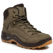 Туристически LOWA - Renegade Gtx Lo GORE-TEX 310945 Forest/Dark Brown 7193