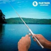 Компактна Въдица за Риболов