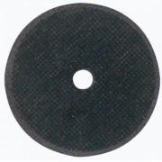 Disc Al-Oxid D80 x d10 x 1.2 mm