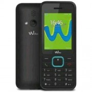 """Wiko mobile Wiko Riff 3 Telefono Cellulare Display 2,4"""" Dual Sim Mp3 Bluetooth Colore Nero"""