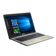 "Notebook Asus VivoBook Max X541UA, 15.6"" HD, Intel Core i3-7100U, RAM 4GB, HDD 1TB, Endless OS, Negru"