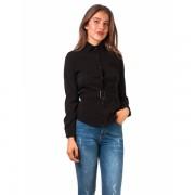 Camasa Classic Simple Black