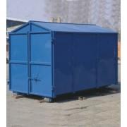 Mobil gyűjtőtároló (ABROLL) 6180