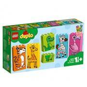 LEGO DUPLO, Primul meu puzzle distractiv 10885