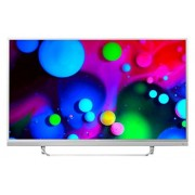 Philips 49pus6482/12 LED TV (Ultra-HD, Smart TV, Android, ambilight-functies enz.) 55 inch zilver