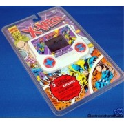 Marvel Comics X-Men Project X Electronic Handheld Game - Tiger Electronics