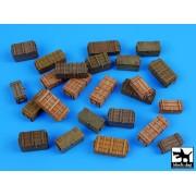 Black Dog - Set accesorii – cutii munitie universale 1:35