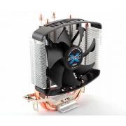 Cooler Zalman CNPS5X Performa, Heatpipe, 1x fan 92mm, 1350 - 2700RPM, 12mj, srebrna