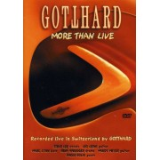 Gotthard - More Than Live (0743219188595) (1 DVD)