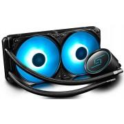 DeepCool GAMMAXX L240 RGB vodeno hladjenje, Fans 500~1800rpm, LGA20xx/LGA1366/LGA115x/ AMD AM4/FM2+