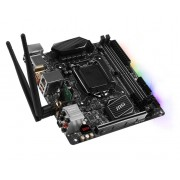 MSI Z270I Gaming Pro Carbon AC Intel Z270 LGA 1151 (Socket H4)...