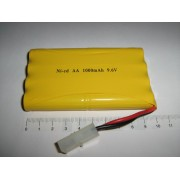 Ni-CD 9.6V 750mAh