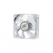 Ventilator Deepcool Xfan 80LB Clear 80mm LED