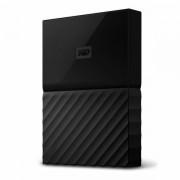 Western Digital 4TB, My Passport black WDC-WDBYFT0040BBK