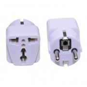 Adaptor Priza Universal China / UK / SUA - Europa, cu 3 Pini