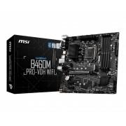 MB, MSI B460M PRO-VDH WIFI /Intel B460/ DDR4/ LGA1200 (911-7C83-005)