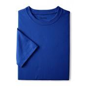ランズエンド LANDS' END メンズ・スーパーT/スリムフィット/半袖/Tシャツ(リッチサファイア)