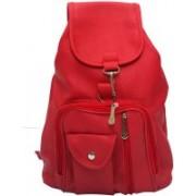 Stylon Camera Pocket Waterproof Backpack(Red, 4 L)