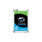 "Disco Duro Videovigilancia Seagate SkyHawk 3.5"" 6TB SATA III"
