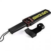 Param Hand Held Security Metal Detector / HHMD Super Scanner with Alarm & Vibration