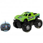 Nikko Radiostyrd Bil Title Truck grön 1:24 94207