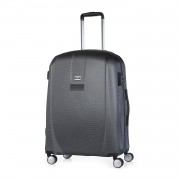 JASLEN 56560 medium trolley case in Abs with lock Tsa Jaslen Bucharest