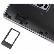 New Sim tray Holder For Oneplus Two / 1+2 / Oneplus 2 - Black